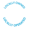 Locally Owned.  Locally Operated.
